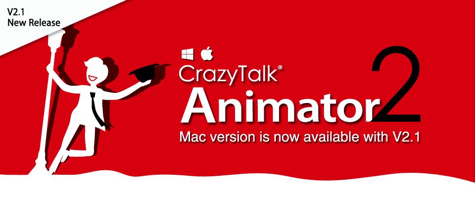 Reallusion - CrazyTalk Animator 2